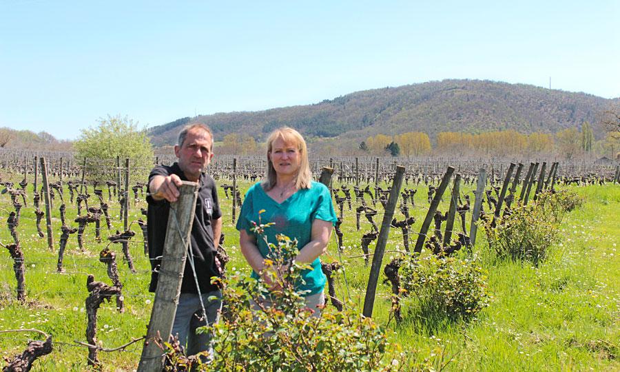 Domaine de Chantelle - Lydie et Jean-Claude Brunet - Vin de Cahors