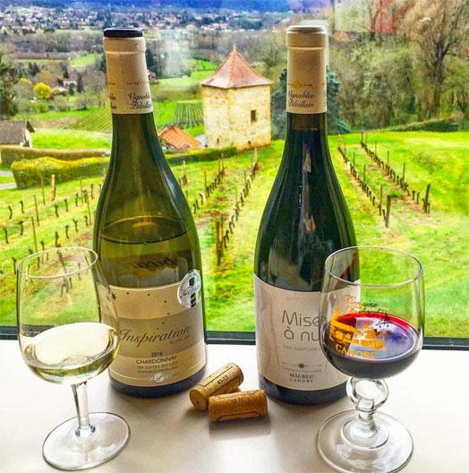 Vignobles Pelvillain - Cuvée Mise à Nu