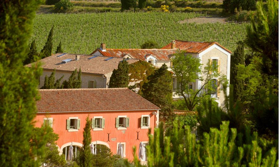 Chateau l'Hospitalet - Vins de la Clape - Vignobles Gérard Bertrand