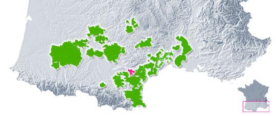 Vignoble de Minervois La Livinière