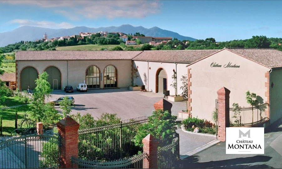 Château Montana - Côtes du Roussillon